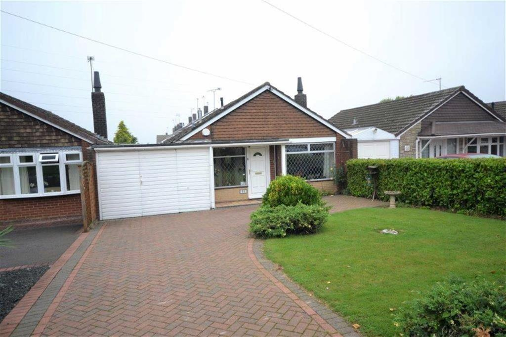 2 Bedrooms Detached Bungalow for sale in Golf Drive, Whitestone, Nuneaton