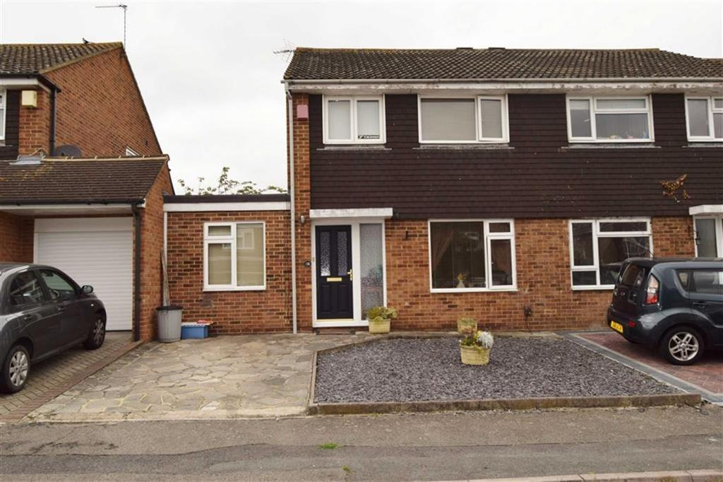4 Bedrooms Semi Detached House for sale in Claremont Road, BR8