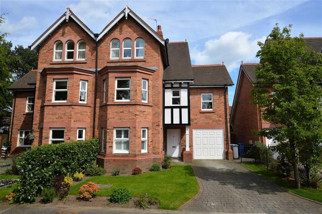4 Bedrooms Semi Detached House for sale in Dukes Walk, Hale, Cheshire, WA15
