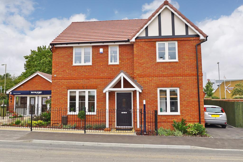 4 Bedrooms Detached House for sale in NEW BUILD - LAUREL GROVE, FAREHAM