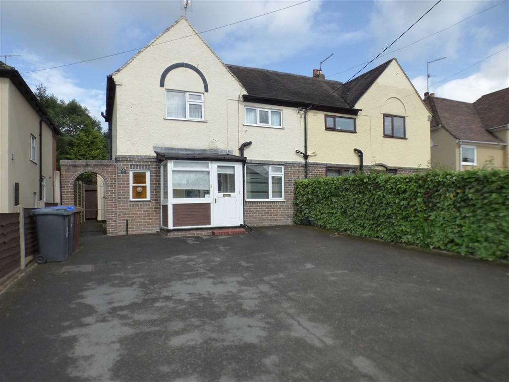 2 Bedrooms Semi Detached House for sale in 5, Oakamoor Road, Cheadle