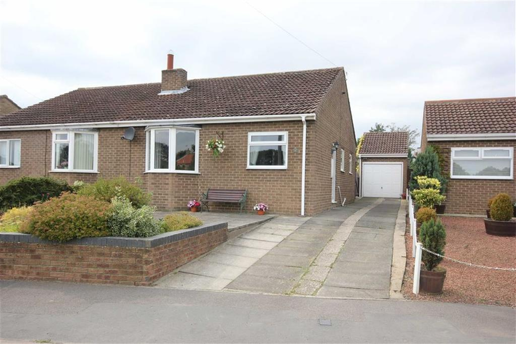 2 Bedrooms Bungalow for sale in Mill View, Richmond, North Yorkshire