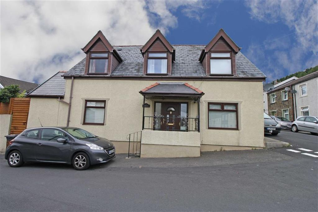 4 Bedrooms Detached House for sale in Mary Street, Newtown, Mountain Ash