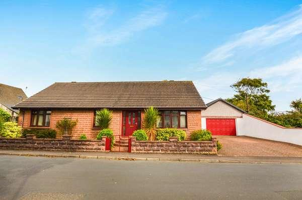 4 Bedrooms Detached Bungalow for sale in 9 Park Avenue, Kilwinning, KA13 7AD