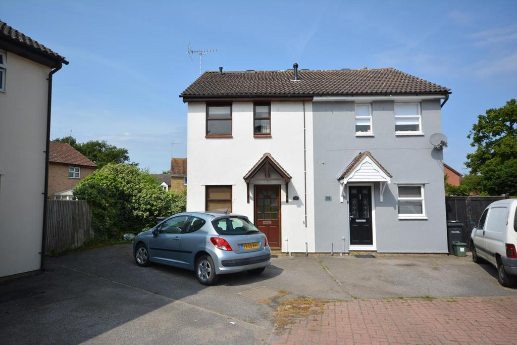 2 Bedrooms Semi Detached House for sale in Derwent Way, Great Notley, Braintree, CM77