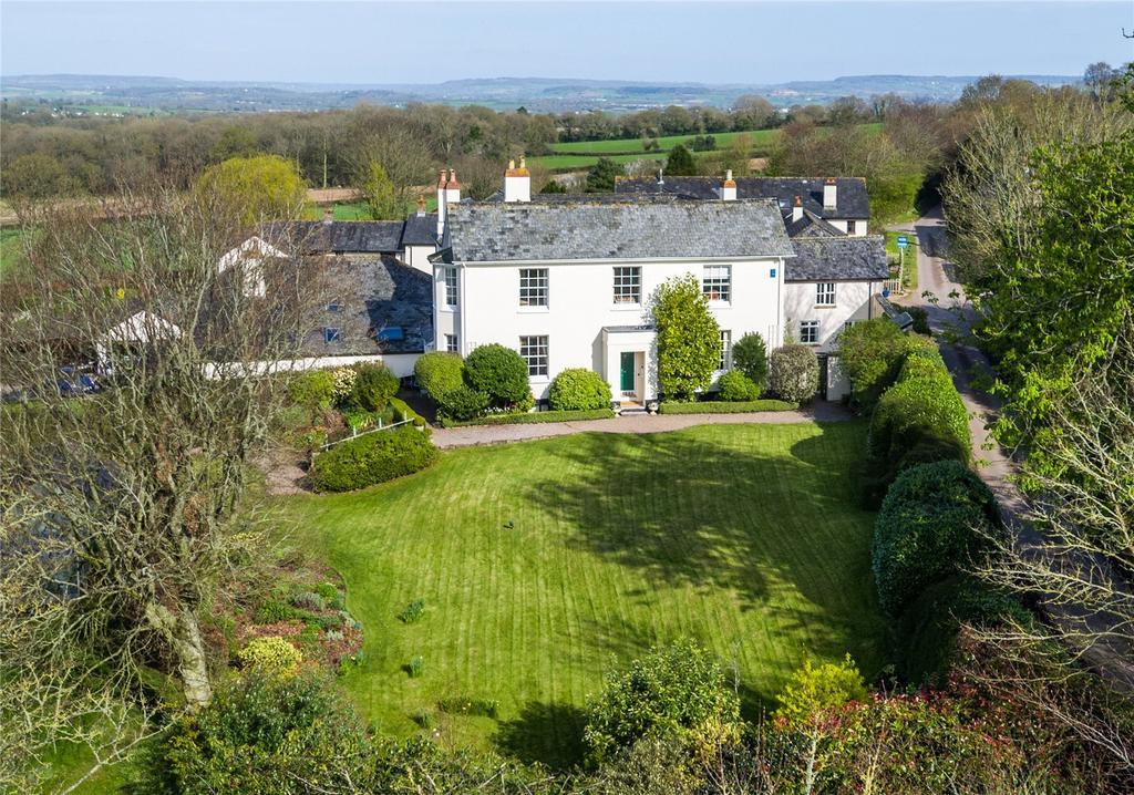 4 Bedrooms House for sale in Warnicombe Lane, Tiverton, Devon, EX16