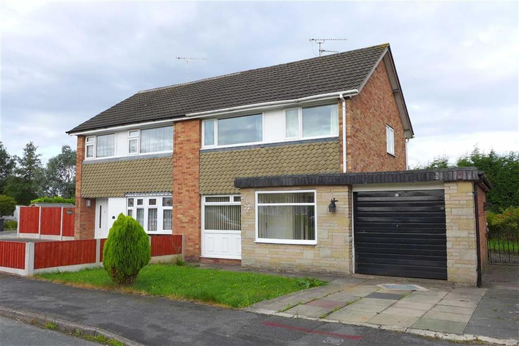 3 Bedrooms Semi Detached House for sale in Bray Close, Crewe