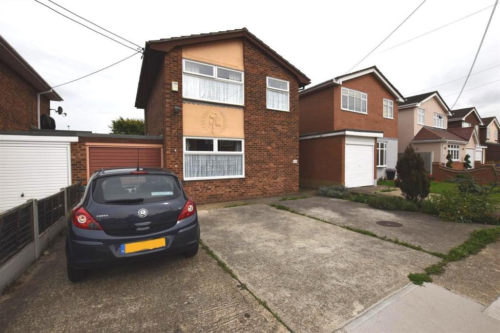3 Bedrooms Link Detached House for sale in Westwood Road, Canvey Island