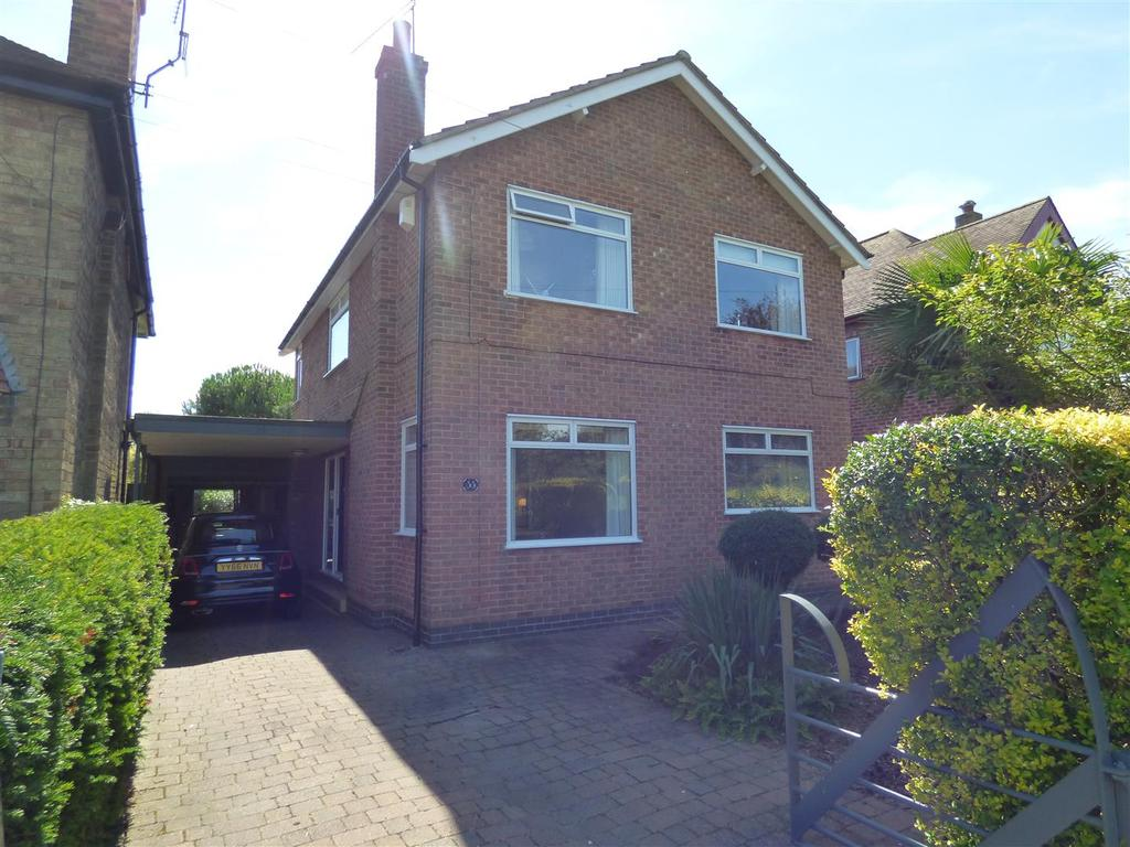 3 Bedrooms Detached House for sale in 33 Central Avenue, Beverley, East Yorkshire, HU17 8LL