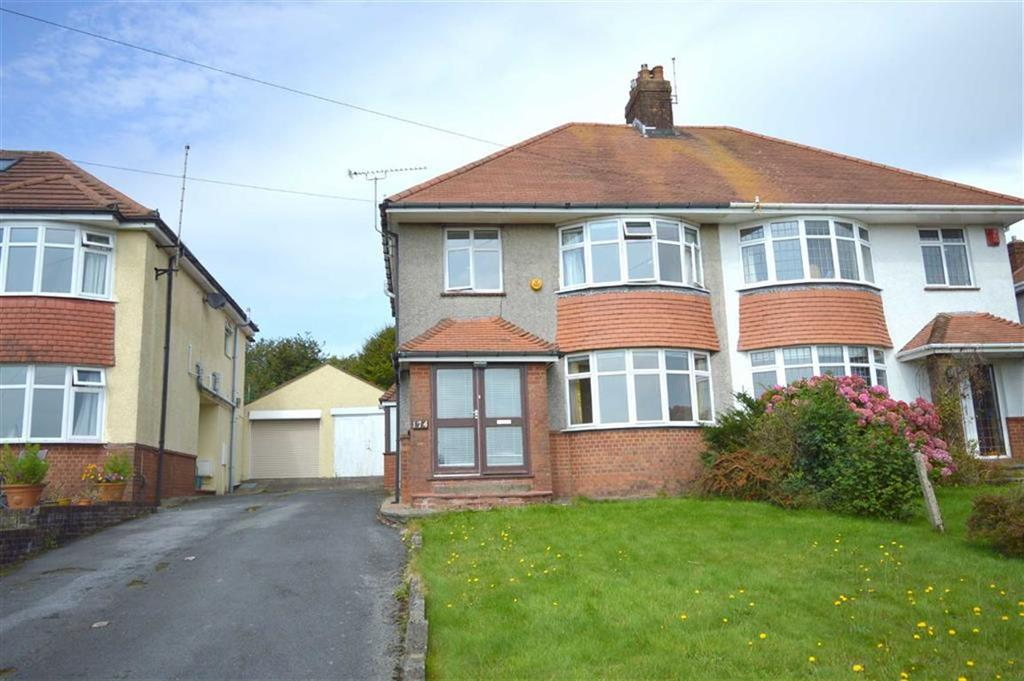 3 Bedrooms Semi Detached House for sale in Dunvant Road, Dunvant, Swansea
