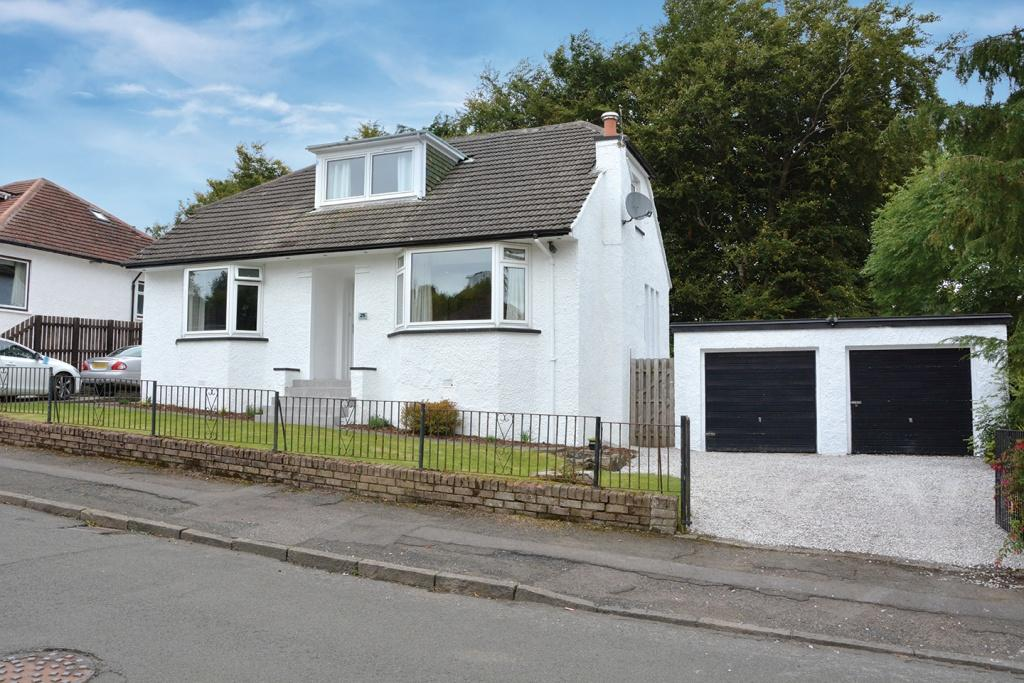 4 Bedrooms Detached House for sale in 25 Gilmourton Crescent, Newton Mearns, G77 5AE