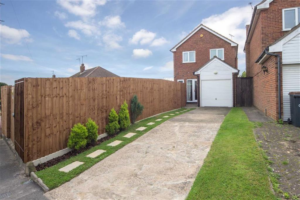 3 Bedrooms Detached House for sale in Emerald Road, Luton, Bedfordshire, LU4