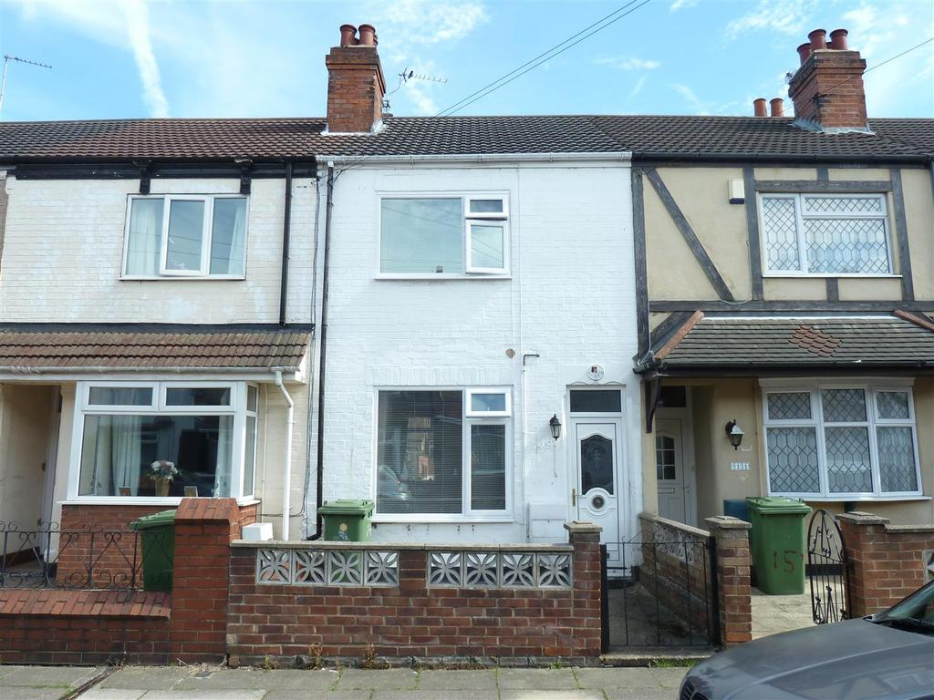 2 Bedrooms Terraced House for sale in Barcroft Street, Cleethorpes