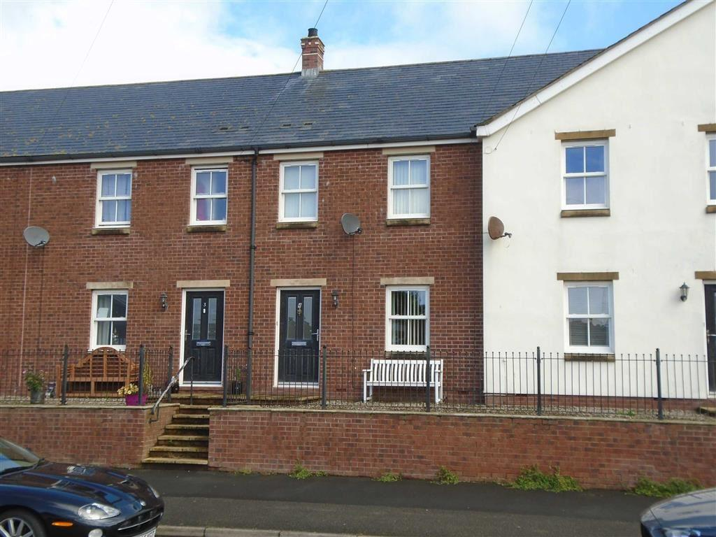 3 Bedrooms Terraced House for sale in Station Mews, Station Road, Silloth, Cumbria