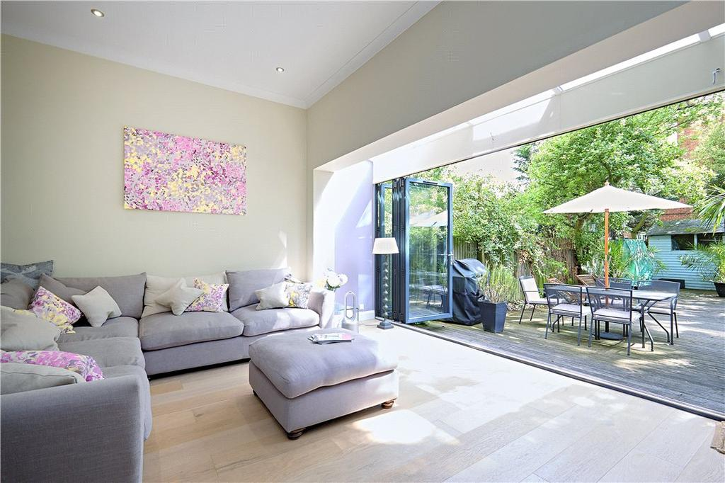 3 Bedrooms Terraced House for sale in Walham Rise, Wimbledon Village, London, SW19