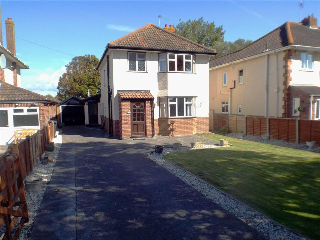 4 Bedrooms Detached House for sale in Burnham Road, Highbridge