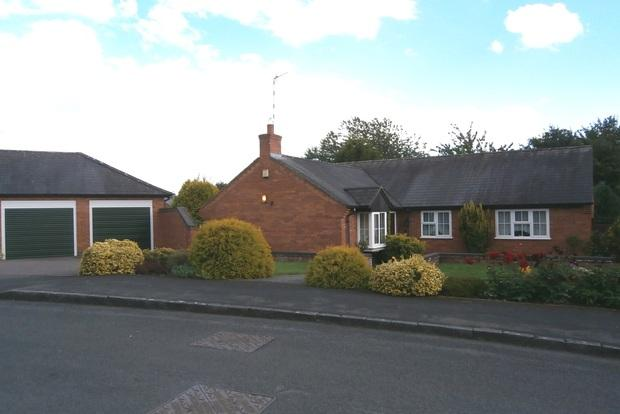 3 Bedrooms Detached Bungalow for sale in Gilstead Close, Thurnby, Leicester, LE7