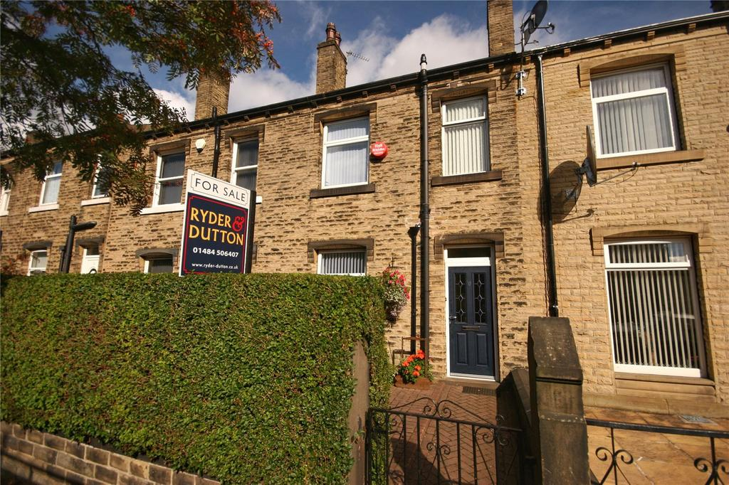 3 Bedrooms Terraced House for sale in Armitage Road, Birkby, Huddersfield, West Yorkshire, HD2