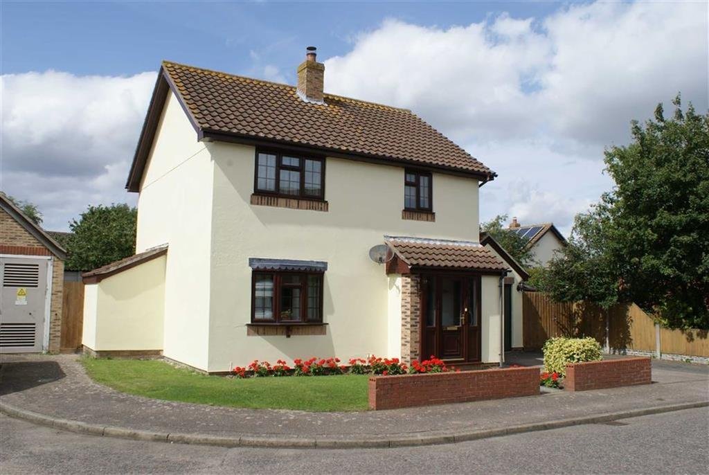 4 Bedrooms Detached House for sale in Ash Tree Close, Occold, Suffolk
