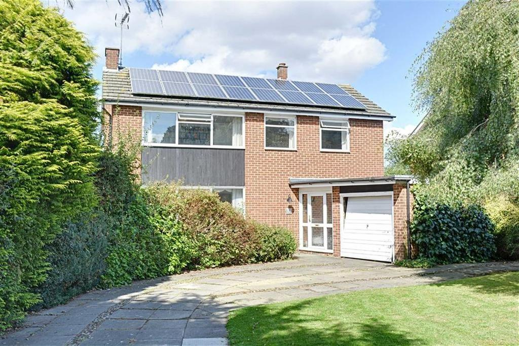 4 Bedrooms Detached House for sale in Postwood Green, Hertford Heath, Herts, SG13