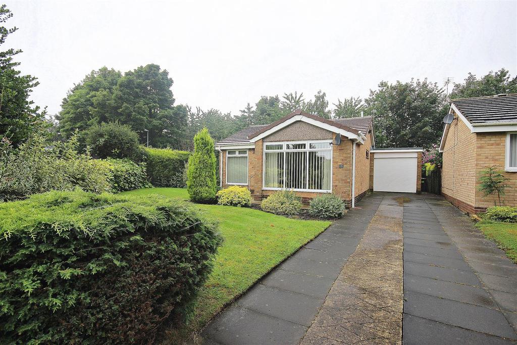2 Bedrooms Detached Bungalow for sale in Norwich Close, Great Lumley, Chester Le Street