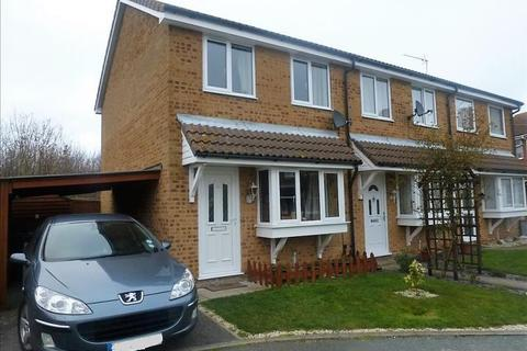 2 bedroom end of terrace house to rent - Hervey Close, Shotley Gate, Suffolk