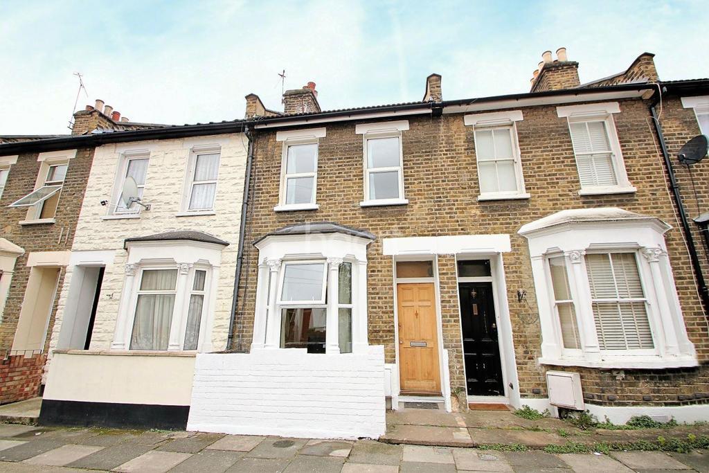 2 Bedrooms Terraced House for sale in Glenavon Road, Stratford, London, E15