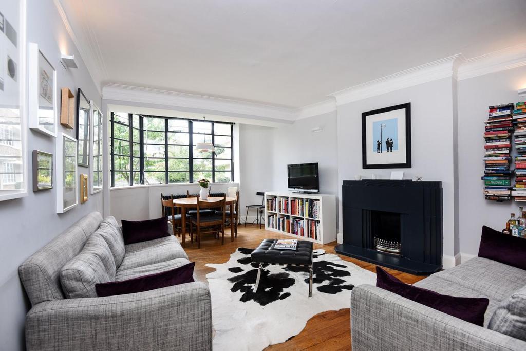 2 Bedrooms Flat for sale in Cholmeley Park, Highgate