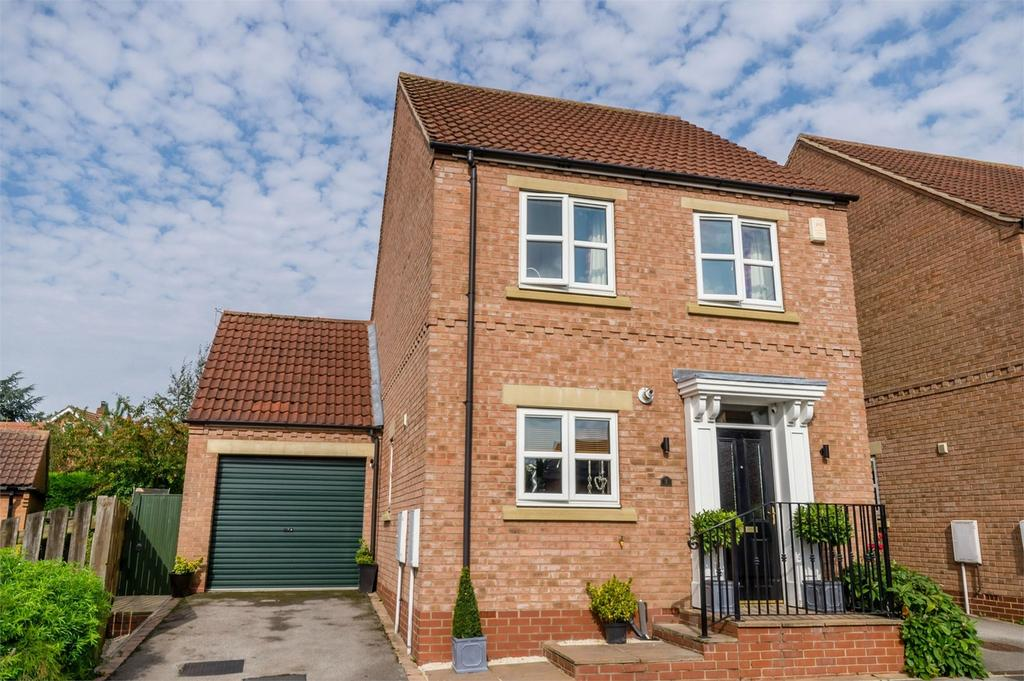 2 Bedrooms Detached House for sale in 1 Wolsey Grange, Cawood, SELBY, North Yorkshire