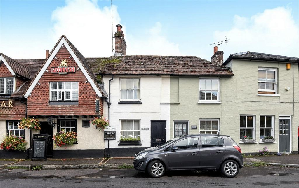 2 Bedrooms Cottage House for sale in Chawton, Alton, Hampshire