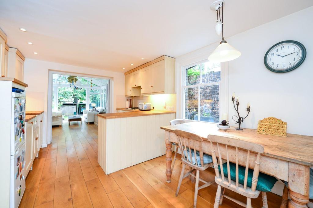 4 Bedrooms Terraced House for sale in St. Julians Farm Road, West Norwood