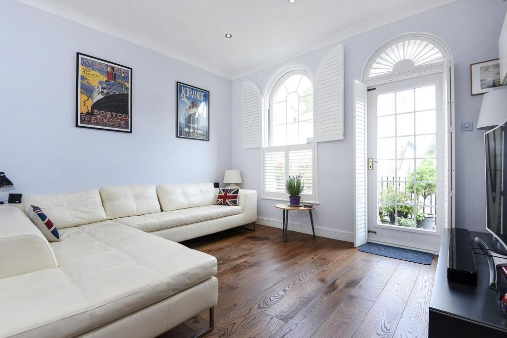 2 Bedrooms Terraced House for sale in Rotherhithe Street, Rotherhithe