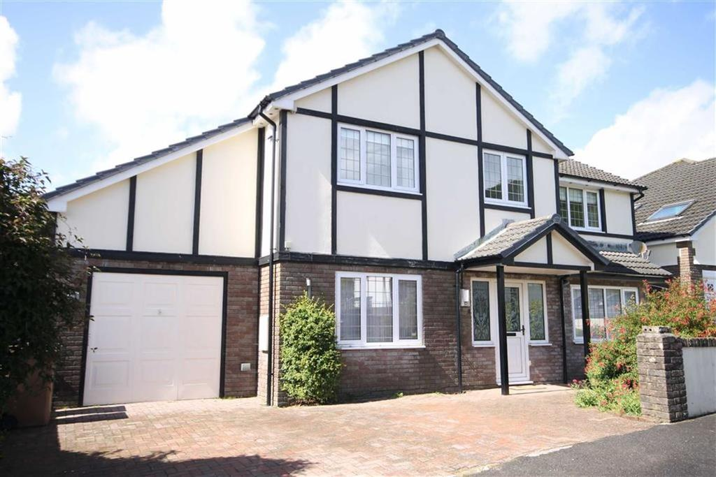 5 Bedrooms Detached House for sale in Ffordd Las, Caerphilly, CF83