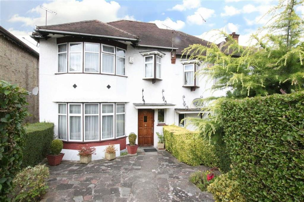 4 Bedrooms Semi Detached House for sale in Courthouse Road, Finchley, London