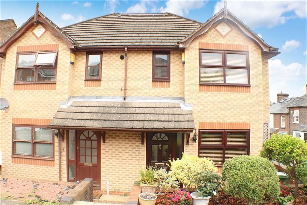 2 Bedrooms Terraced House for sale in Harpenden Rise, Harpenden, Hertfordshire, AL5