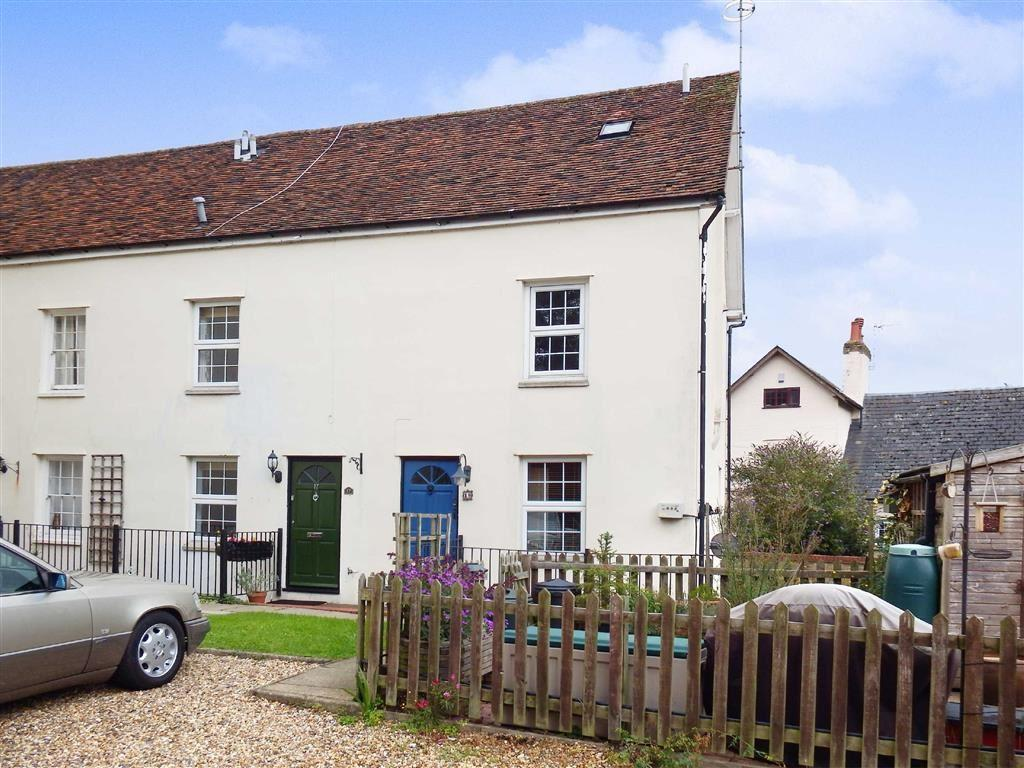2 Bedrooms End Of Terrace House for sale in The Maltings, Walkern, Hertfordshire, SG2