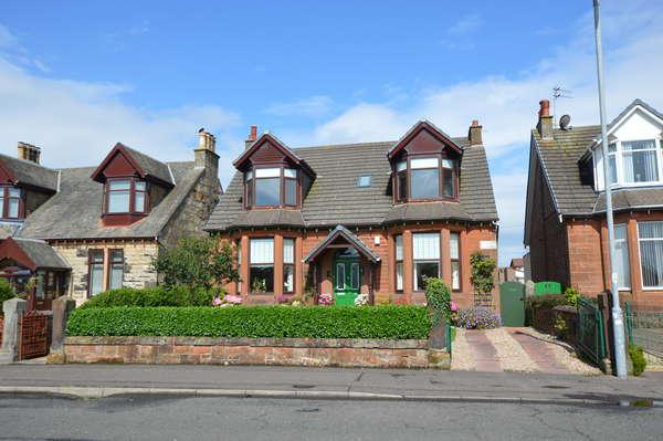 2 Bedrooms Flat for sale in 25A Caledonia Road, Saltcoats, KA21 5AJ