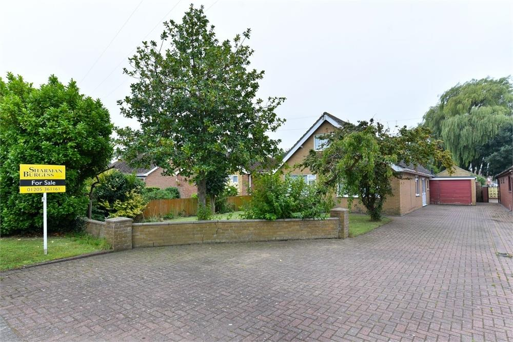 4 Bedrooms Detached Bungalow for sale in Middlegate Road, Frampton, Boston, Lincolnshire