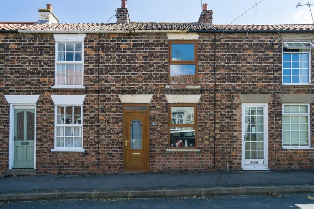 2 Bedrooms Terraced House for sale in High Street, Easington, East Riding of Yorkshire