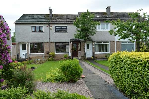 2 Bedrooms Terraced House for sale in 15 Finglen Gardens, Milngavie, Glasgow, G62 7RW