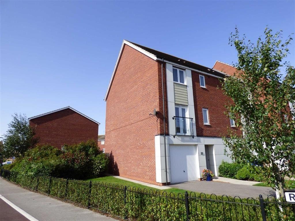 4 Bedrooms Town House for sale in Husthwaite Road, Brough