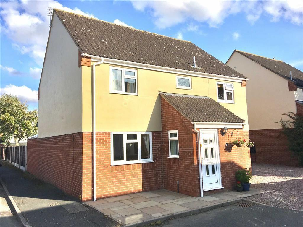 4 Bedrooms Detached House for sale in The Grove, Bomere Heath, Shrewsbury