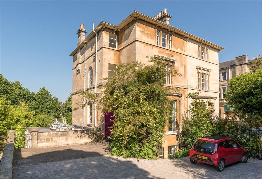 5 Bedrooms Semi Detached House for sale in Pulteney Road, Bath, Somerset, BA2