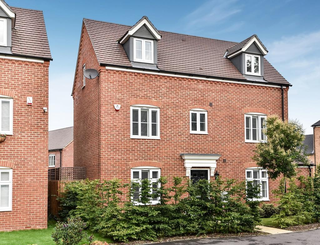 4 Bedrooms Detached House for sale in Waratah Drive Chislehurst BR7