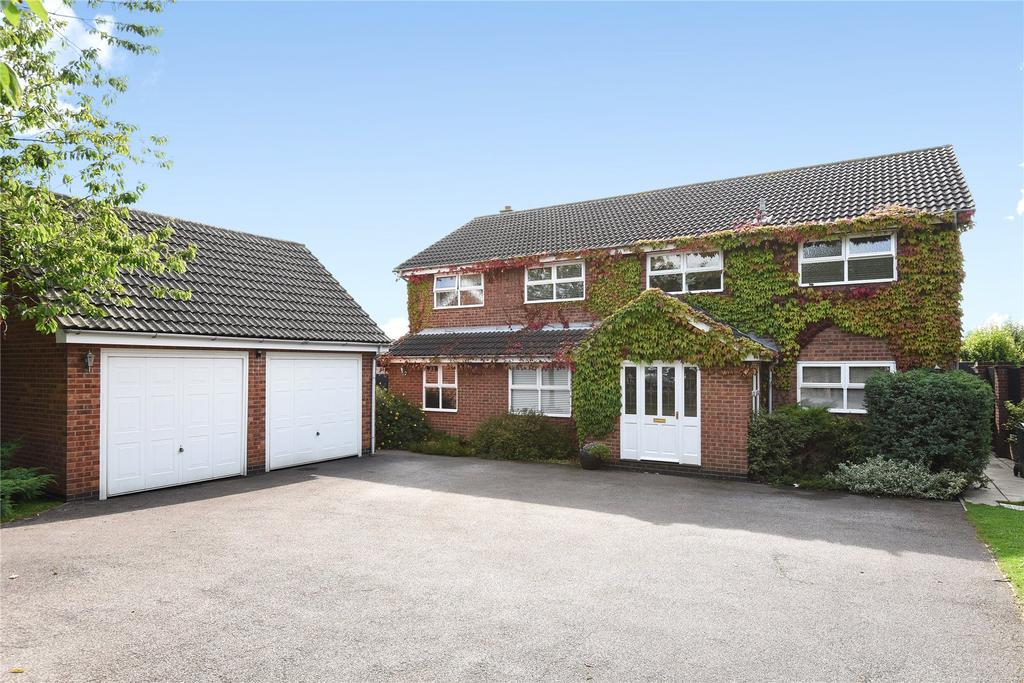 4 Bedrooms Detached House for sale in Belton Lane, Great Gonerby, NG31