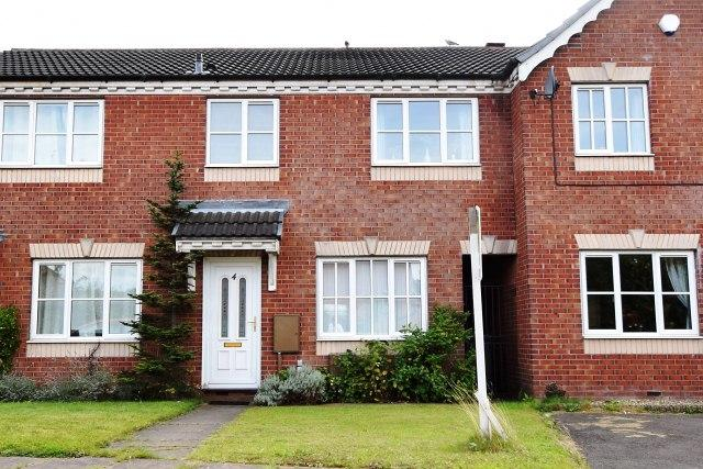 3 Bedrooms Terraced House for sale in Landywood Green,Cheslyn Hay,Staffordshire