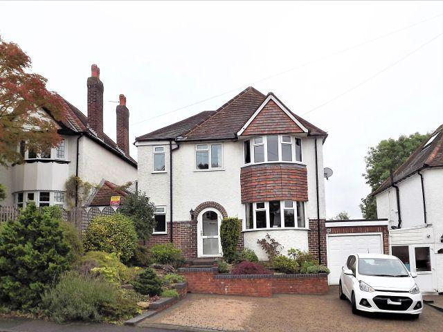 4 Bedrooms Detached House for sale in Fernwood Road,Sutton Codlfield,West Midlands