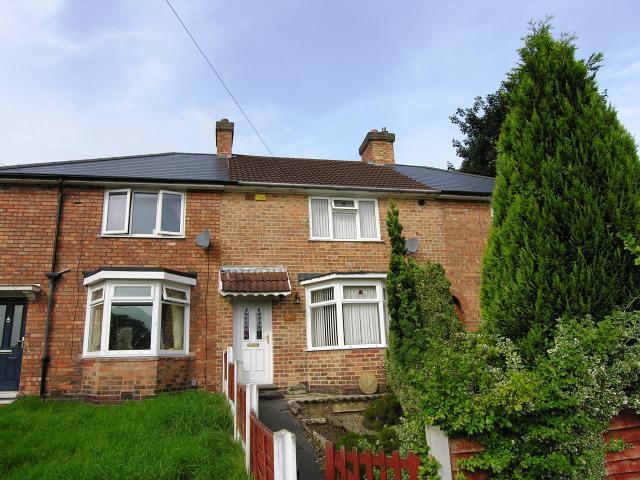 3 Bedrooms Terraced House for sale in Cranbourne Grove,Kingstanding,Birmingham