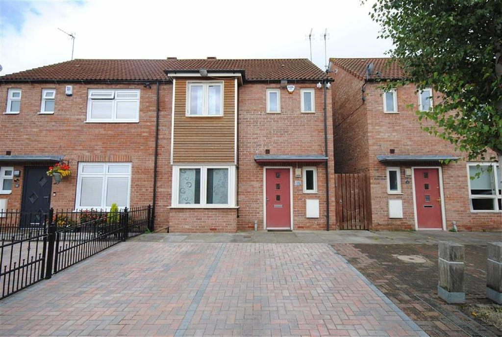 3 Bedrooms Semi Detached House for sale in Davy Road, Allerton Bywater, Allerton Bywater Castleford, WF10