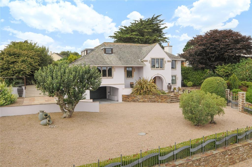 4 Bedrooms House for sale in House One Bedroom Studio, Freshwater Lane, St Mawes, Cornwall, TR2